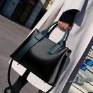 女士包包托特包女大容量手提包時尚百搭側背包【邻家小鎮】