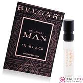 BVLGARI 寶格麗 當代勇者男性淡香精針管(1.5ml)-公司貨【美麗購】