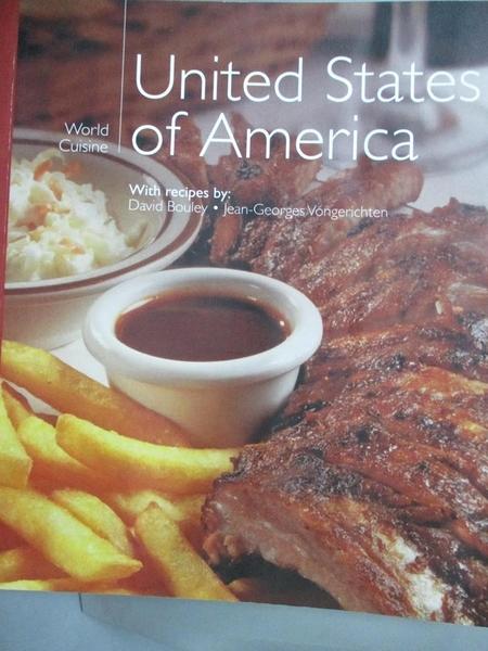 【書寶二手書T1/餐飲_AAC】United States of America_David Bouley