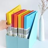 文件夾資料冊多層學生用卷子收納分類袋發票夾票據檔案收納