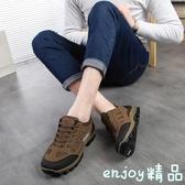 新款春季網面登山鞋男防滑徒步鞋透氣耐磨登山旅行鞋輕便運動鞋