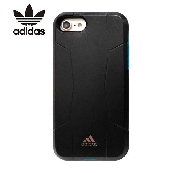 adidas Originals 4.7吋 iPhone 6/6S/7 Solo Case 黑+黑 防摔保護殼/全包覆 耐衝擊/手機殼/保護套/27776
