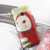 htc New One (M7) 801e 手機殼 軟殼 保護套 韓國甜蜜貓 紅帽貓
