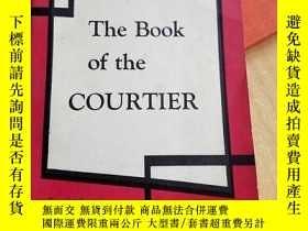 二手書博民逛書店The罕見Book of the Courtier (Miles