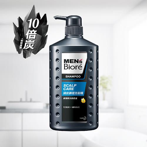 MEN's Biore男性專用 頭皮調理洗髮精750ML【花王旗艦館】