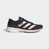 Adidas Adizero Boston 5 W [EE4301] 女鞋 運動 慢跑 休閒 支撐 情侶 愛迪達 黑白