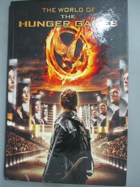 【書寶二手書T1/嗜好_OSF】The World of the Hunger Games_Egan, Kate