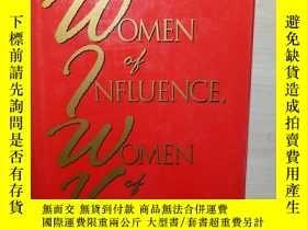 二手書博民逛書店Women罕見of Influence, Women of Vi