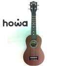 howa 豪華樂器 UK-23C 23吋柳安木系列 烏克麗麗 / 組