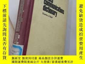 二手書博民逛書店Data罕見Communication Dictionary【1