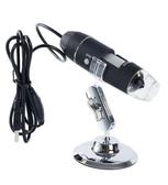 USB電子顯微鏡可連續變焦1600倍支援電腦/OTG手機可測量拍照放大鏡 微愛家居