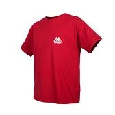 KAPPA 男短袖T恤(純棉 台灣製 休閒 上衣≡體院≡ 32191TW-700