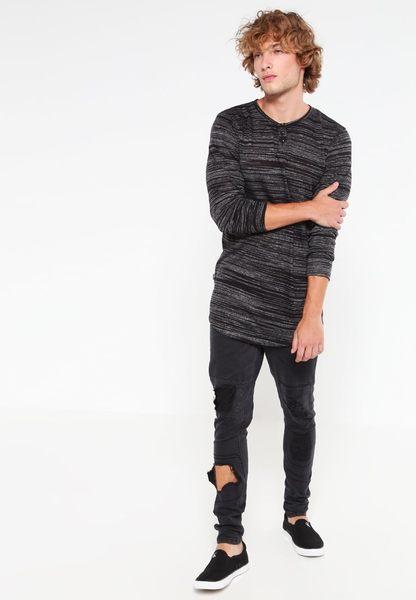 FAIRPLAY ELLISON - BLACK 長袖 條紋 T恤 【GT Company】