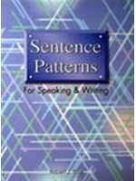 二手書博民逛書店 《ROSS SENTENCE PATTERNS FOR SPEAKING & WRITING》 R2Y ISBN:957586803X│RobertJ.Ross