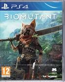 【玩樂小熊】現貨中 PS4遊戲 生化變種 突變紀元 Biomutant 簡中文版