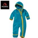 JAKO-O德國野酷-POLARTEC®連身衣-水藍