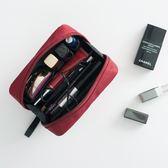 化妝包 旅行化妝包韓國小號便攜女化妝袋手拿大容量簡約隨身化妝品收納包