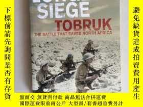 二手書博民逛書店Longest罕見Siege: Tobruk: the Batt