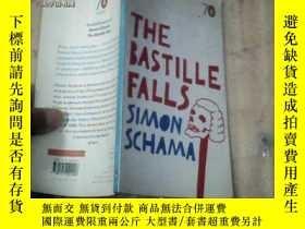 二手書博民逛書店the罕見bastille falls(英文原版)11905 t