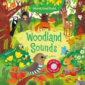 Touchy-Feely Sound Books:Woodland Sounds 森林聲音 觸摸有聲書