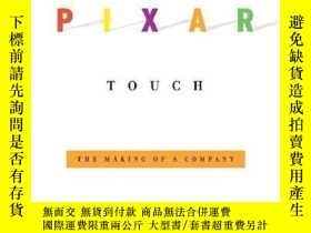 二手書博民逛書店The罕見Pixar TouchY362136 David A. Price Knopf, 2008 ISBN