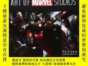 二手書博民逛書店The罕見Art Of Marvel Movies-奇跡電影藝術Y436638 Marvel Comics M