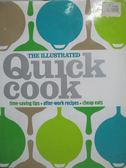 【書寶二手書T5/餐飲_XAA】The Illustrated Quick Cook_Heather Whinney