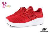 NEW Balance 米奇90周年聯名 印花鬆緊帶 小童 輕量運動鞋 O8435#紅色◆OSOME奧森童鞋