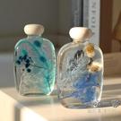 浮游花 滿天星永生花浮游花禮盒植物干花標本漂浮瓶裝飾擺件生日禮物交換禮物