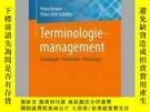 二手書博民逛書店罕見TerminologiemanagementY405706 Petra Drewer ISBN:9783