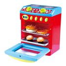 【華森葳兒童教玩具】扮演學習系列-超薄焗爐E16-3209