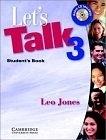 二手書博民逛書店 《Let s Talk 3 Student s Book (Let s Talk)》 R2Y ISBN:0521776929│Jones