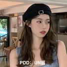 貝雷帽 帽子女新款百搭學生韓版時尚洋氣潮貝雷帽英倫復古畫家帽春秋