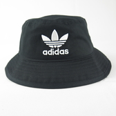 ADIDAS BUCKET HAT AC 漁夫帽 遮陽帽 BK7345 黑 頭圍57-60cm適用【iSport愛運動】