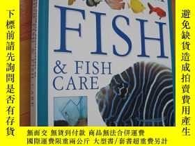 二手書博民逛書店水族館魚和魚護理罕見Aquarium Fish and Fish