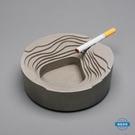 煙灰缸煙灰缸北歐水泥創意個性潮流簡約現代...