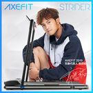 AXEFIT STRIDER漫遊者智能平板跑步機(輕巧免安裝/全機30kg/手機平板架/運動管理)
