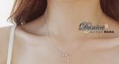 項鍊 現貨 韓國氣質甜美 微鑲 超美 葉子 鋯石項鍊 鎖骨鍊 S2356  批發價 Danica 韓系飾品