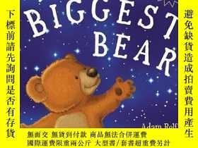 二手書博民逛書店Biggest罕見BearY256260 Adam Relf Cartwell Books 出版2006