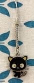 【震撼精品百貨】Chococat_巧克力貓~三麗鷗巧克力貓手機吊飾#64919