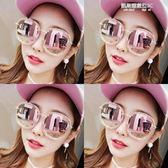墨鏡女韓版潮復古新款防紫外線gm偏光網紅眼鏡街拍太陽鏡ins 凱斯盾數位3C