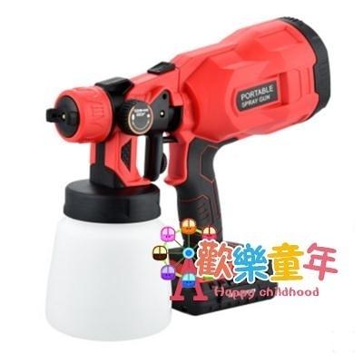 鋰電噴漆槍 噴槍電動乳膠漆噴涂機無線油漆涂料噴漆機充電除甲醛自動噴槍T