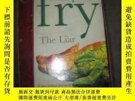 二手書博民逛書店Stephen罕見Fry:The Liar 英文原版書Y16696