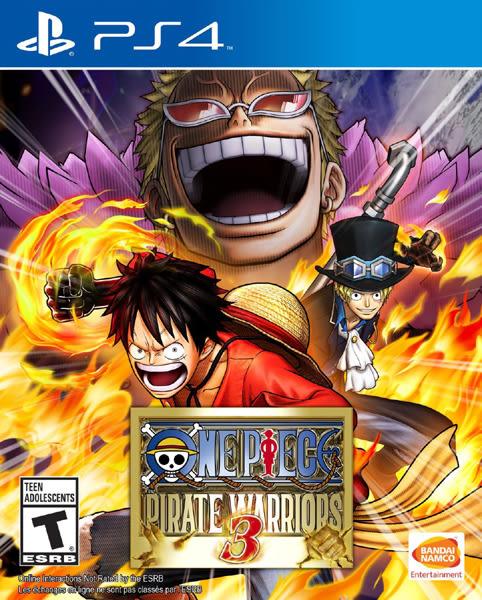 PS4 One Piece: Pirate Warriors 3 航海王:海賊無雙 3(美版代購)