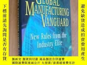 二手書博民逛書店The罕見Global Manufacturing Vangua