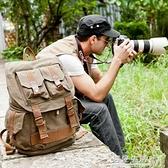 致泰相機包後背佳能尼康攝影背包國家地理帆布數碼單反背包大容量