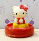 【震撼精品百貨】Hello Kitty 凱蒂貓~三麗鷗 KITTY造型復古擺飾#13747