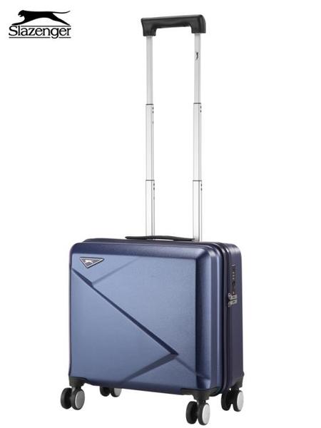 行李箱-英國史萊辛格16寸拉桿箱小型行李箱女萬向輪輕便登機商務旅行箱男 YYS 花間公主
