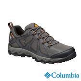 Columbia 男 OD防水低筒登山鞋-灰色 【GO WILD】