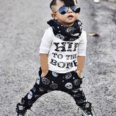 嬰兒長袖套裝  長袖上衣+長褲二件式童裝 SK9218 好娃娃